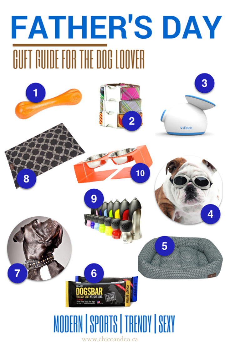 Father's Day Gift Guide for the Dog Lover Online Shopping
